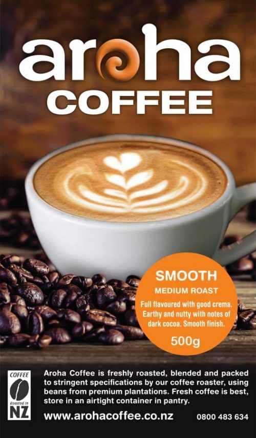 aroha-coffee-beans-smooth-500g