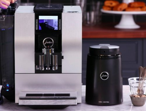 Jura espresso machine rental for Rakon